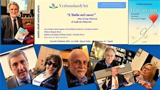 """""""L'ITALIA NEL CUORE"""" A NAPOLI: ANNOTAZIONI E IMPRESSIONI DI LETTURA SUL LIBRO DI GOFFREDO PALMERINI - di Luciano Scateni"""