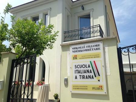 SCUOLA ITALIANA A TIRANA: IL PRIMO CENTRO DANTE NEL MONDO
