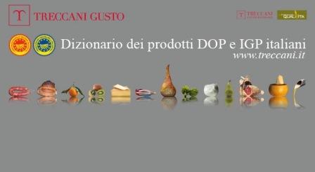 DOP E IGP NEL PATRIMONIO DELLA LINGUA ITALIANA