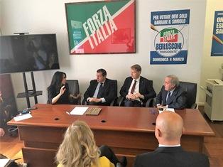 PRIMO INCONTRO A ROMA DEGLI ELETTI ALL'ESTERO DI FORZA ITALIA/ PESSINA: AL LAVORO PER GLI ITALIANI NEL MONDO
