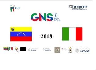 IL CONI ORGANIZZERÀ LA GIORNATA DELLO SPORT ANCHE IN VENEZUELA - di Fioravante De Simone