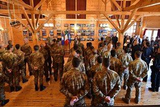 LA PRESIDENTE CASELLATI IN KOSOVO