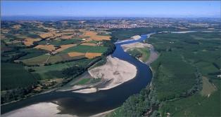 PRIMA MAPPATURA DEGLI ECOSISTEMI NATURALI IN EUROPA CENTRALE: IN ITALIA DI COMINCIA DAL TRATTO PIEMONTESE DEL PO