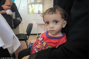 UNICEF: IN YEMEN 11 MILIONI DI BAMBINI HANNO BISOGNO DI PROTEZIONE E ASSISTENZA UMANITARIA