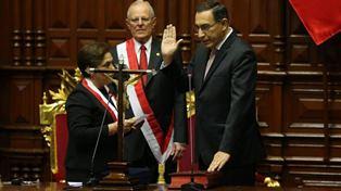 MARTÍN ALBERTO VIZCARRA CORNEJO È IL NUOVO PRESIDENTE DEL PERÙ: IL MESSAGGIO DI MATTARELLA