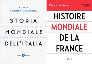 UNA NUOVA STORIA: PATRICK BOUCHERON DIALOGA CON ANDREA GIARDINA ALL'IIC DI PARIGI