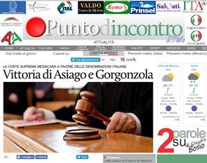 VITTORIA DI ASIAGO E GORGONZOLA: LA CORTE SUPREMA MESSICANA A FAVORE DELLE DENOMINAZIONI – di Massimo Barzizza