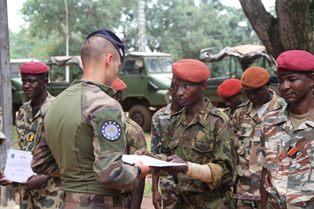 REPUBBLICA CENTRAFRICANA: AMPLIAMENTO E PROROGA DELLA MISSIONE MILITARE DI FORMAZIONE