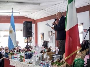 L'ASSOCIAZIONE MARCHIGIANA DI MAR DEL PLATA CELEBRA IL SUO 42° ANNIVERSARIO