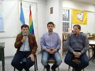 ASSOCIAZIONI ITALIANE A CONFRONTO A REALICÓ E HUINCA RENANCO