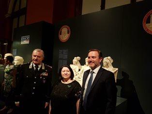 """TESORI RECUPERATI"" IN MOSTRA AL KUNSTHISTORISCHES MUSEUM DI VIENNA"