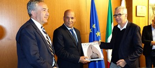 SARDEGNA-TUNISIA: UNA DELEGAZIONE DEL GOVERNATORATO DI JENDOUBA IN REGIONE