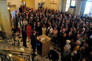 "FESTA DELLA REPUBBLICA A BUENOS AIRES: ITALIA ""EN VIVO"" CON NICOLA PIOVANI IN AMBASCIATA"