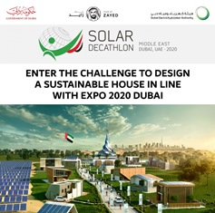 SOLAR DECATHLON MIDDLE EAST 2018: L'INVITO DEL CONSOLATO DI DUBAI ALLE UNIVERSITÀ ITALIANE