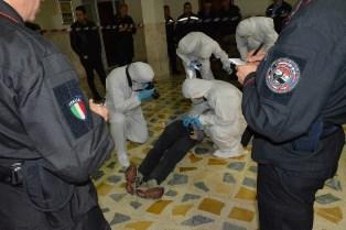 IRAQ: CARABINIERI DELLA TASK FORCE POLICE FORMANO LA POLIZIA IRACHENA