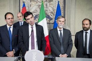 CONSULTAZIONI/ MARTINA (PD): NESSUNA IPOTESI DI GOVERNO