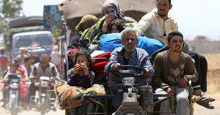 GRANDI (UNHCR): MOLTO PREOCCUPATI SULLA SITUAZIONE IN SIRIA SUD-OCCIDENTALE