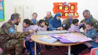 LIBANO: PEACEKEEPERS ITALIANI ORGANIZZANO UN CONVEGNO SULLA GIORNATA INTERNAZIONALE DELLA DONNA