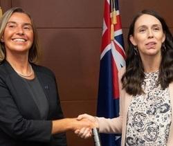 RAFFORZARE LA COOPERAZIONE BILATERALE E MULTILATERALE TRA UE E NUOVA ZELANDA: MOGHERINI A WELLINGTON