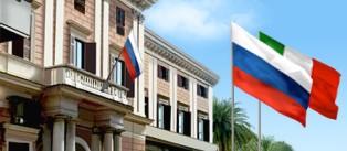 IL MINISTRO MOAVERO MILANESI ALLE CELEBRAZIONI PER LA GIORNATA DELLA FEDERAZIONE RUSSA
