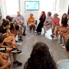 BELLUNO: CONTINUANO LE VISITE AL MIM DEI CENTRI ESTIVI