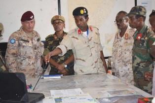 SOMALIA: ADDESTRAMENTO ITALIANO PER L