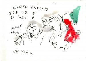 ALLONS ENFANTS DU PD PARIS: IL 20 GENNAIO LA CONVENZIONE PER LA PRE-SELEZIONE DELLE CANDIDATURE A SEGRETARIO NAZIONALE