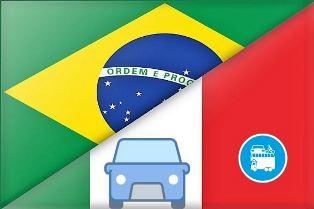 ITALIA-BRASILE/ MERLO: DAL 22 FEBBRAIO IN VIGORE L'ACCORDO INTEGRATIVO SULLE PATENTI DI GUIDA