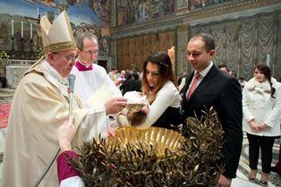 RAI ITALIA: LA CENTRALITÀ DEL BATTESIMO NELLA NUOVA PUNTATA DI CRISTIANITÀ