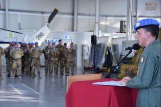 MISSIONE IN LIBANO: CAMBIO AL COMANDO DELLA TASK FORCE ITALAIR