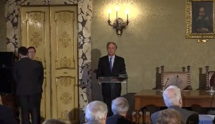 IL FUTURO DELL'EUROPA: IL MINISTRO MOAVERO ALL'ACCADEMIA NAZIONALE DEI LINCEI