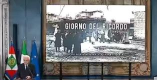 UNA SVOLTA DEL RICORDO IN ITALIA – di Renzo Codarin