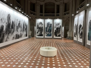 """MOUNTAINS - SECRET HARMONY OF THE EARTH"": MAO JIANHUA IN MOSTRA A FIRENZE"