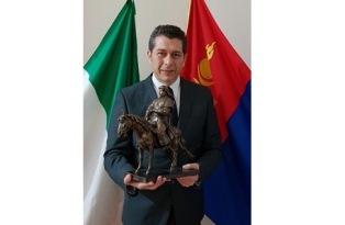 DIECI ANNI DI PRESIDENZA DELLA CAMERA DI COMMERCIO ITALO-MONGOLA: INTERVISTA A MICHELE DE GASPERIS