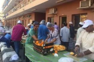RAMADAM: IL CONTRIBUTO DELL'ASSOCIAZIONE ITALIANA A DUBAI