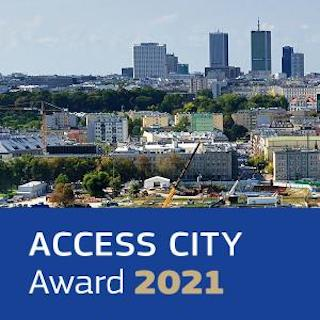 APERTE LE CANDIDATURE ALL'11A EDIZIONE DELL'ACCESS CITY AWARD