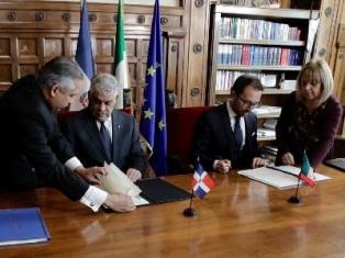 COOPERAZIONE GIUDIZIARIA: SIGLATO ACCORDO TRA ITALIA E REPUBBLICA DOMINICANA