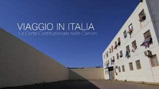 """""""VIAGGIO IN ITALIA. LA CORTE COSTITUZIONALE NELLE CARCERI"""": IL DOCUMENTARIO DI FABIO CAVALLI ALL'IIC DI BRUXELLES"""