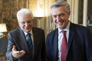 L'ALTO COMMISSARIO GRANDI (UNHCR) IN ITALIA: GLI INCONTRI CON IL GOVERNO