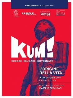 CURARE, EDUCARE, GOVERNARE: AD ANCONA LA TERZA EDIZIONE DEL KUM! FESTIVAL