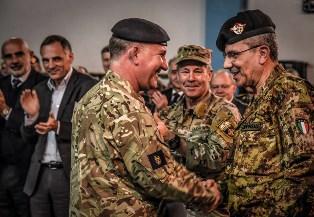 AFGHANISTAN: IL GENERALE CAMPOREALE NUOVO VICECOMANDANTE DI RESOLUTE SUPPORT