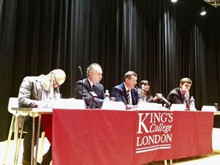 A LONDRA L'ITALY UK COMMUNITY AND BUSINESS FORUM