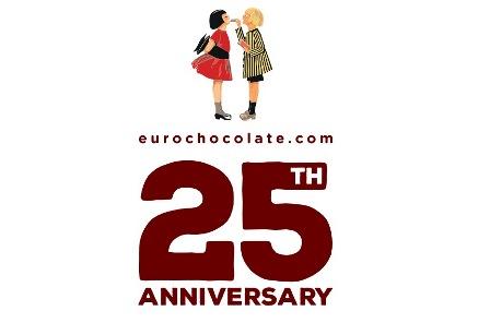 EUROCHOCOLATE COMPIE 25 ANNI