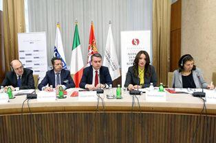 BELGRADO: L'AMBASCIATORE LO CASCIO ALLA CONFERENZA SU ANTICORRUZIONE CON OSCE E ITALIA