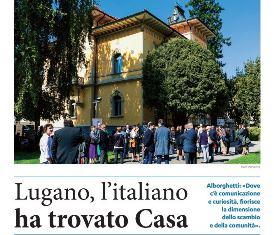 LUGANO, L'ITALIANO HA TROVATO CASA - di Alessandro Bettero