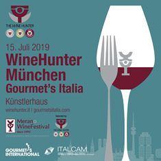 """A MONACO IL """"WINEHUNTER MÜNCHEN GOURMET"""