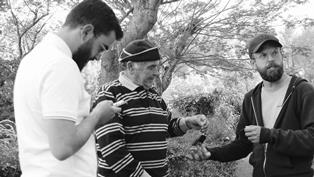 PORTAMI AL CONFINE: VALERIO ROCCO ORLANDO APPRODA IN BOLIVIA