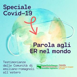 SPECIALE COVID-19: PAROLA AGLI EMILIANO ROMAGNOLI NEL MONDO