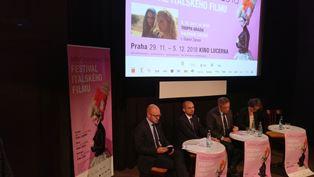 VI EDIZIONE DEL FESTIVAL DEL CINEMA ITALIANO IN REPUBBLICA CECA