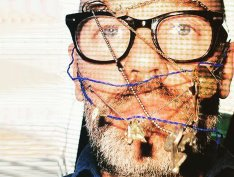 """OUR INTERFERENCE TIMES: A VISUAL RECORD"": MICHAEL STIPE PRESENTA IL SUO NUOVO LIBRO AL MAXXI DI ROMA"